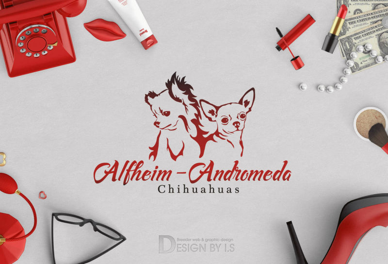 Dog Breeder logo design